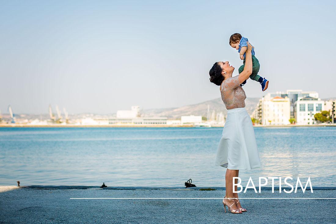 φωτογραφηση βαπτισης