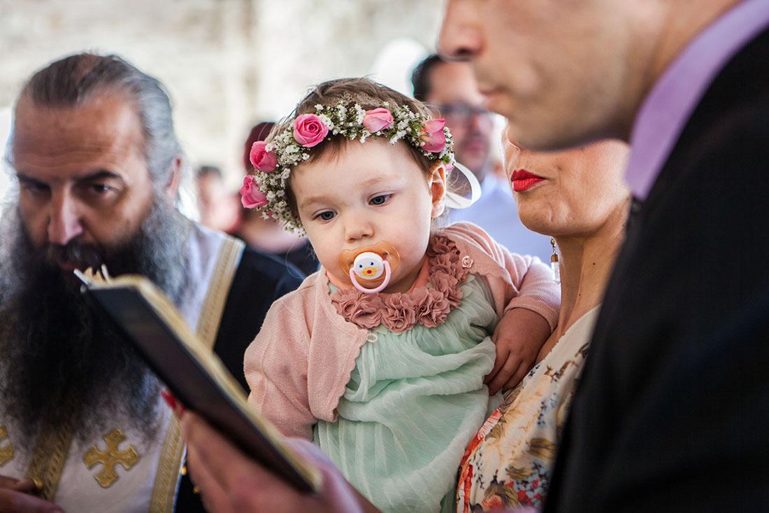 vaptisis larisa fotografisi