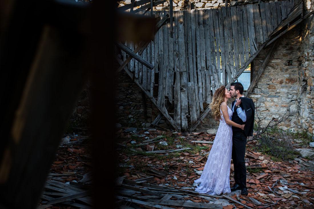πλαταμωνας φωτογραφιση γαμος
