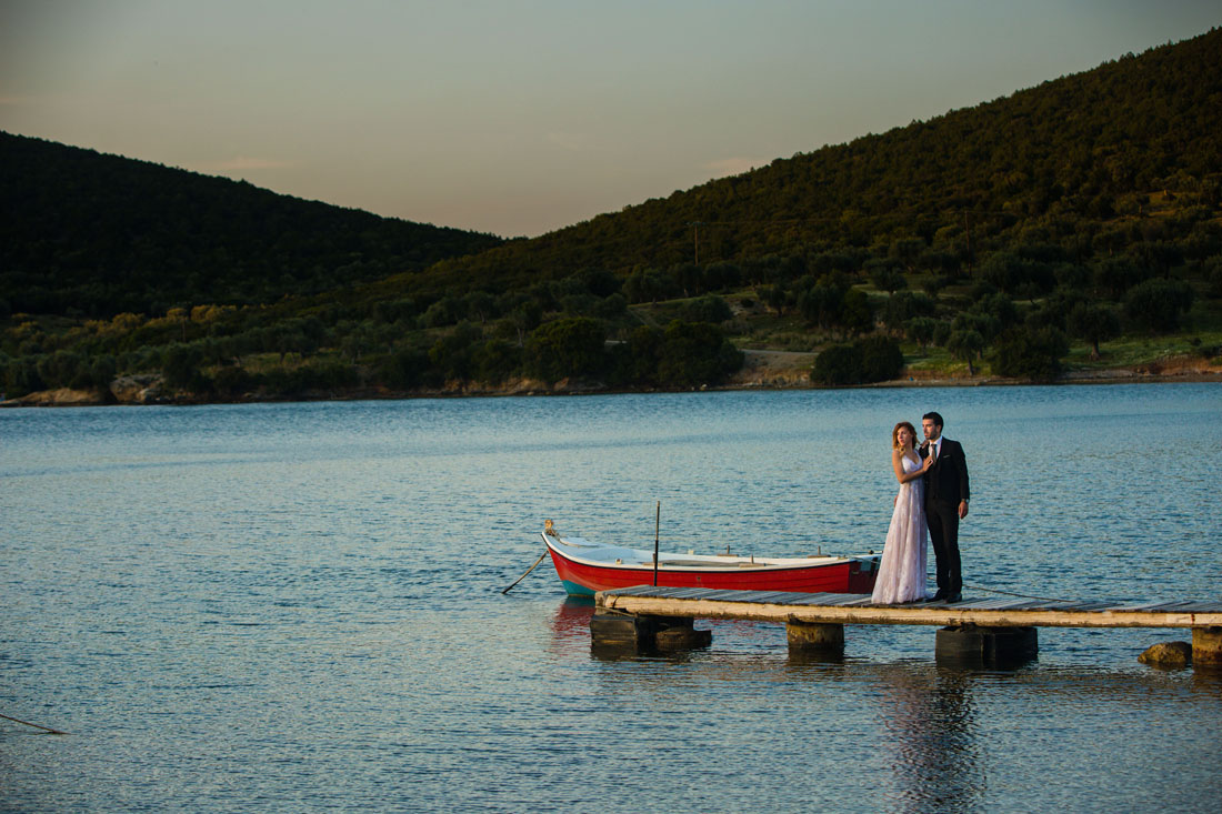 φωτογραφιση πλαταμωνας γαμος