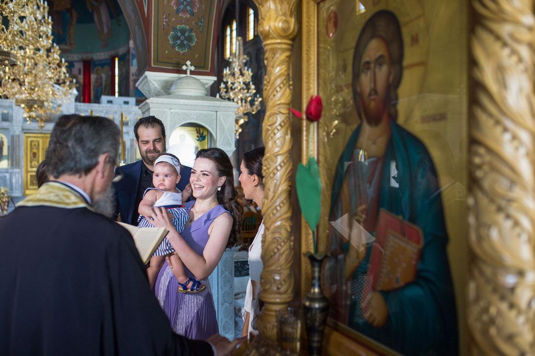 larisa vaptisi fotografisi