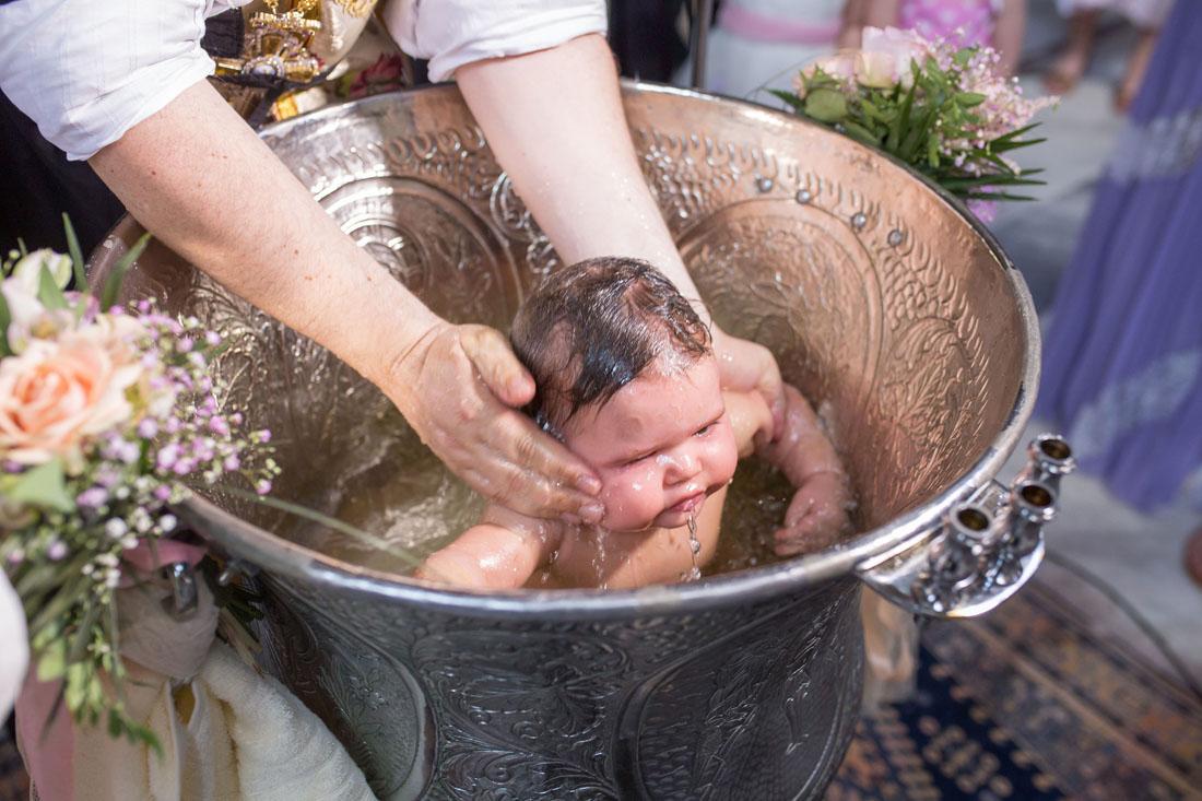 baptisi larissa fotografisi