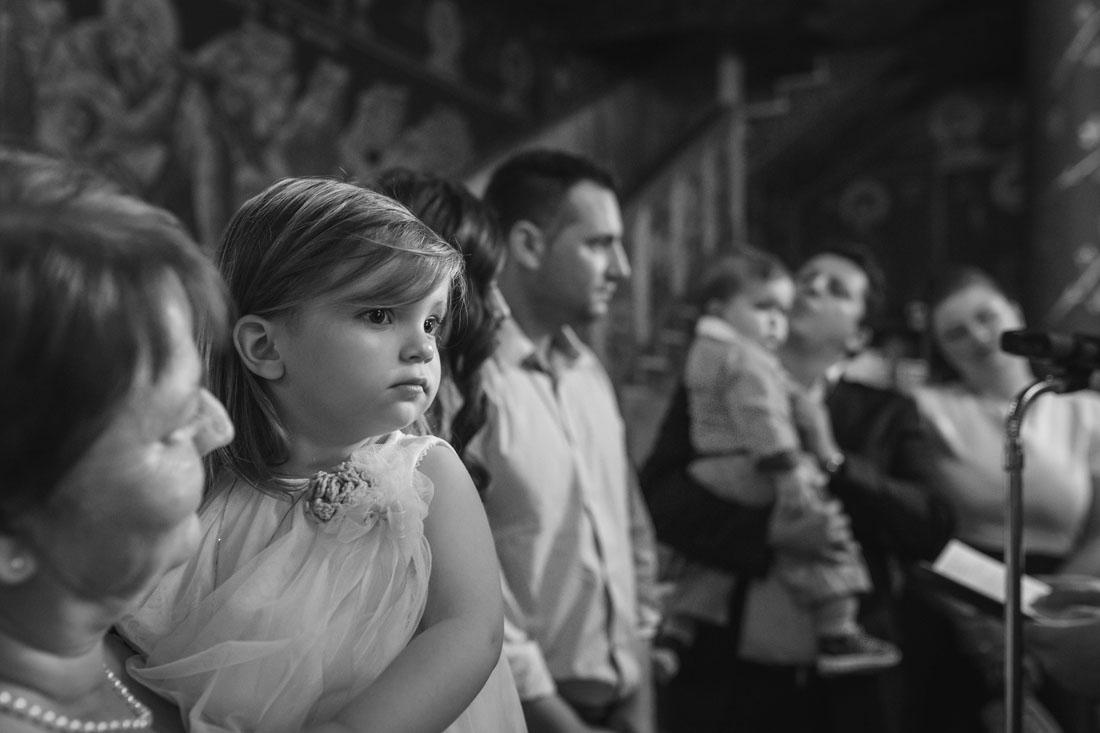 leptokarya fotografisi baptisi