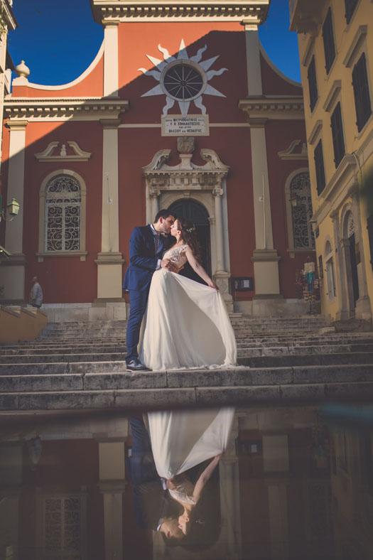 φωτογραφος γαμος κερκυρα