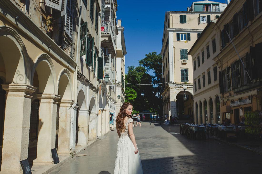 κερκυρα γαμος φωτογραφιση