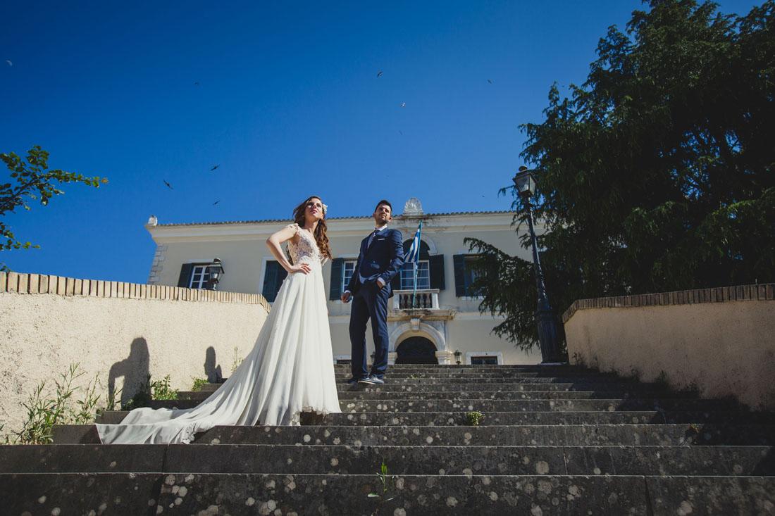 γαμος κερκυρα φωτογραφιση
